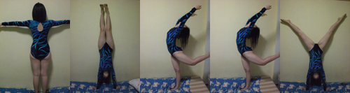 Gymnastic Poses