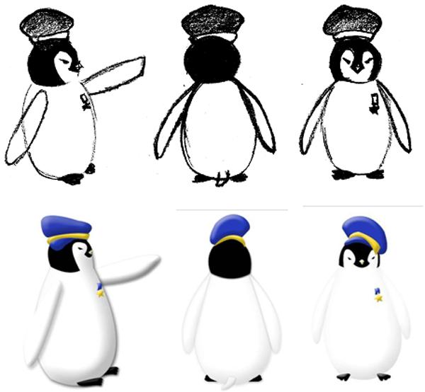 Penguin the Policeman