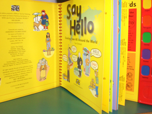 Storybooks with sounds